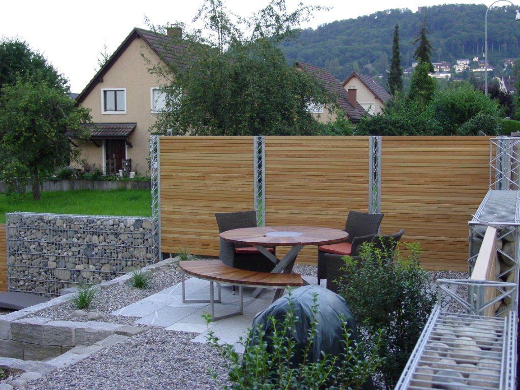 Tipps für Ihre Terrassengestaltung inklusive Sichtschutz ...